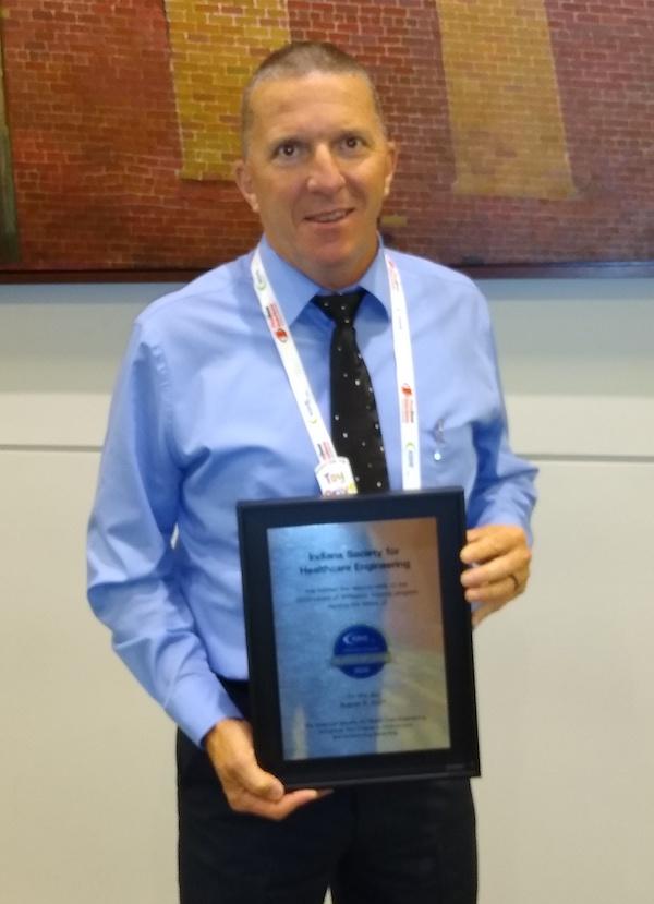 ISHE Platinum Award Don Page
